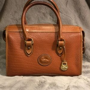 Vintage Doiney & Burke All Weather Leather purse